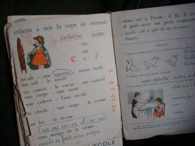 Rémi et Colette : la lecture à l'école