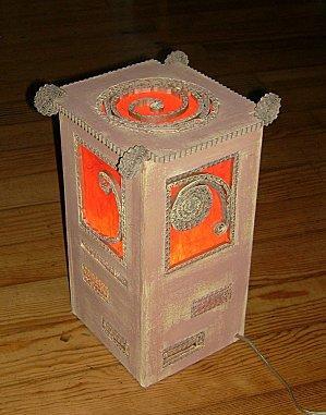 boite bijoux ou boite couture lampes sont enfin. Black Bedroom Furniture Sets. Home Design Ideas