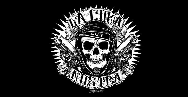 Brian Morris Skulls - Tetes de Mort