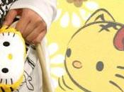 Hello Kitty fête l'année tigre