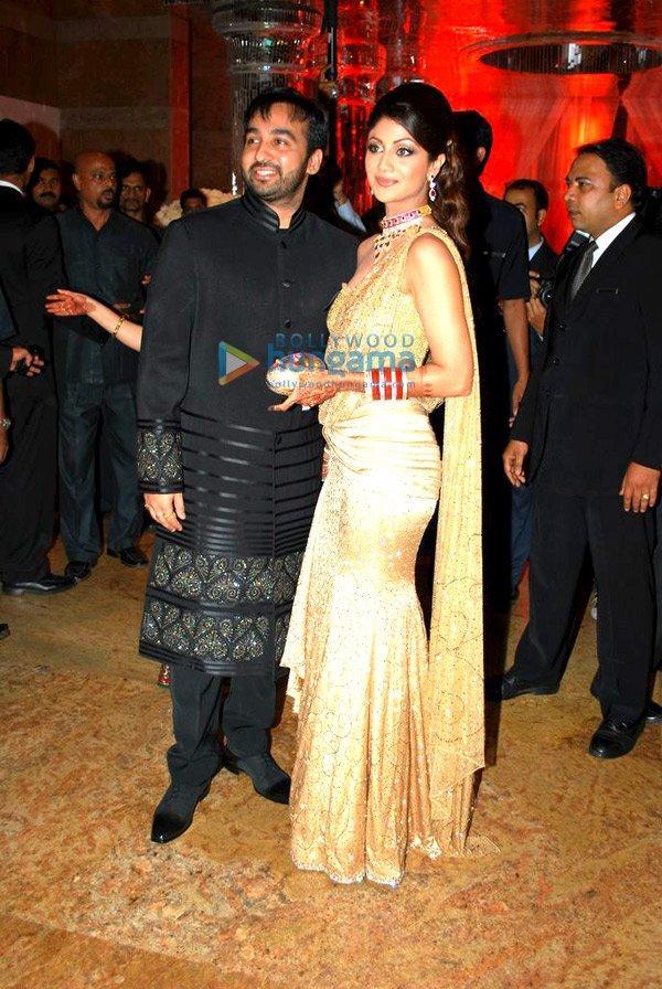 Shilpa Shettys Wedding Reception