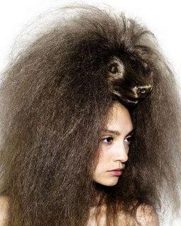 NAGI NODA : HAIR ANIMALS