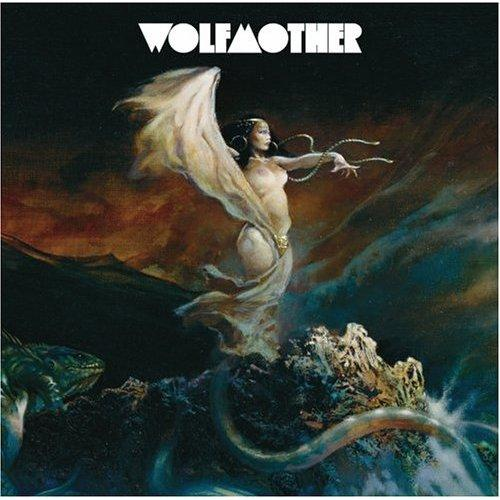 WOLFMOTHER :: WOLFMOTHER // COSMIC EGG