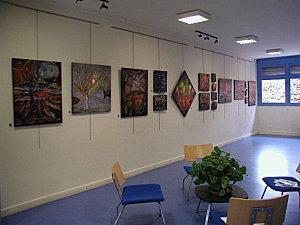 EXPOSITION à USSEL (19) • du 5 au 28 novembre 2009