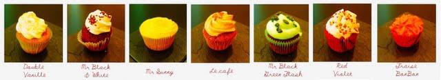 Les cupcakes Synie's : dégustation et recette des cupcakes double vanille !