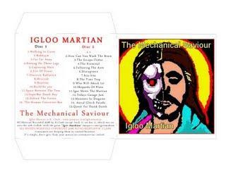 Igloo Martian - The Mechanical Saviour