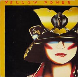 Yellow Power_Hai Samurai