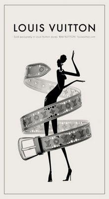 Campagne française de Vuitton aux US