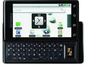Motorola Milestone disponible décembre