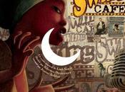 SWING CAFE livre pour enfants avec Calloway dedans