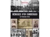 Mémoires d'un communard */Gaston COSTA (1903)
