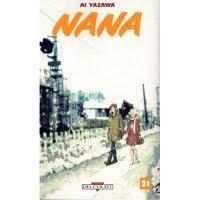 Nana Tome 21 / Ai Yazawa
