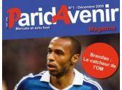 magazine Paridavenir mois décembre