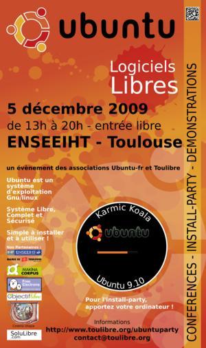 Conférence logiciels libres grand public sur Toulouse