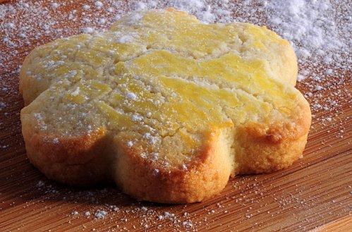 Petits g teaux de no l au citron et a la fleur d 39 oranger d couvrir - Biscuit de noel facile ...