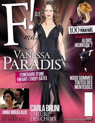 Magazine feminin glamour