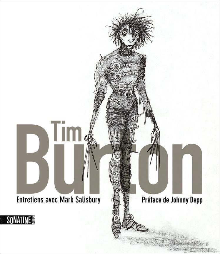 TIM BURTON, ENTRETIENS avec Mark Salisbury Entretiens-avec-tim-burton-L-1