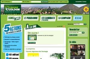 Europe Ecologie Nord - Pas de Calais