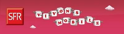 Illimythics: le web mobile 3G+ illimité selon SFR