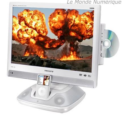 comparatif tv combi dvd usb et plus paperblog. Black Bedroom Furniture Sets. Home Design Ideas