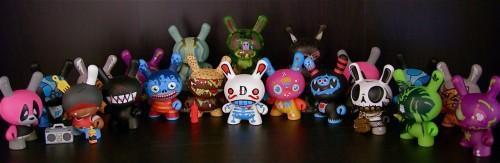 Art Toys: créer en volume