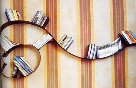 Etagere Bookworm