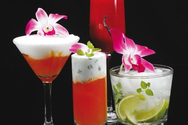 Des idées pour vos fêtes de fin d'année : fleurs à déguster !