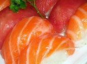 sushis makis saumon classiques japonais, mais évasion toujours rendez-vous