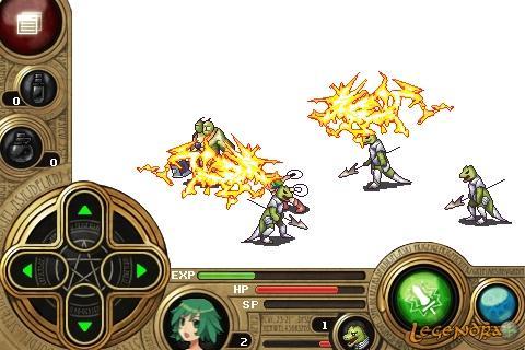 [Application IPA] Exlusivité : Dragon Sword RPG 1.0