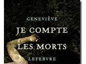 compte morts Geneviève Lefebvre