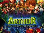 Arthur vengeance Maltazard