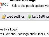 A-Patch Supprimer annonces Windows Live Messenger