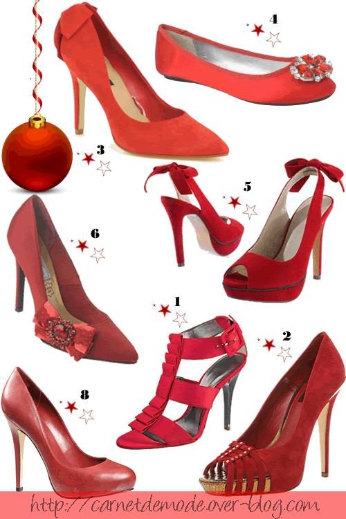 أحذية باللون الأحمر.....روعة selection-shopping-s