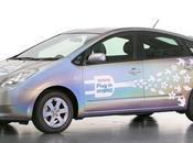 Toyota Prius «branchée» 2012