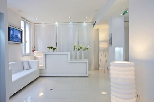 Blc design hotel le design au f minin paperblog for Hotel blc design