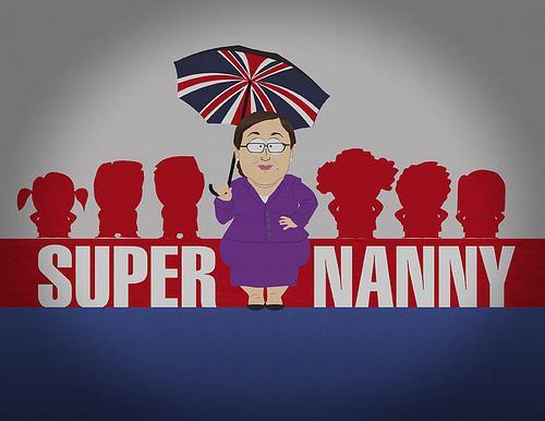 Besoin de super nanny la maison moi je suis en vacances - Regle de la maison super nanny ...