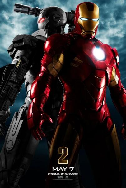 IRON MAN 2 dans PHOTOS