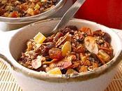 Granola/muesli fruits secs coques pulpe)