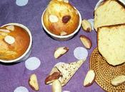 Muffins beurre cacahuètes noix Brésil