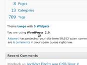 Upgrade Wordpress vers