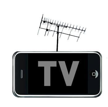 Regarder la t l vision sur l iphone paperblog - Distance pour regarder tv ...