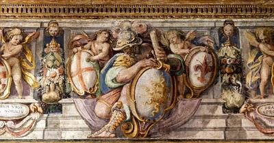 D couvrez la villa m dicis rome lire - Villa medicis rome chambres ...