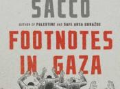 Entre Israël Palestine, journalisme gonzo Sacco