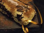 Bûche Chocolat blanc Noix coco