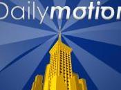 Dailymotion: Application Iphone nouvel en-tête