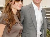 Brad Pitt Angelina Jolie font leur part