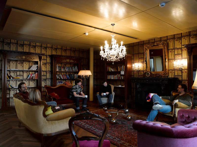 les plus beaux bureaux du monde google zurich paperblog. Black Bedroom Furniture Sets. Home Design Ideas