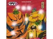 Naruto, plus populaire Piece France pour 2009