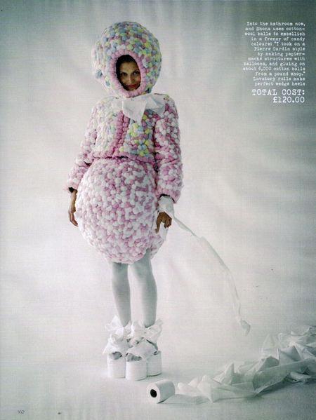 Tim Walker for Vogue – Malgosia Bela