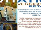 Demain, vernissage RETALOLA boutique Green-O-Rama.